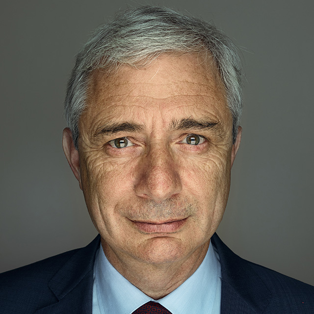 Claude Bartolone, president of the French Assembly