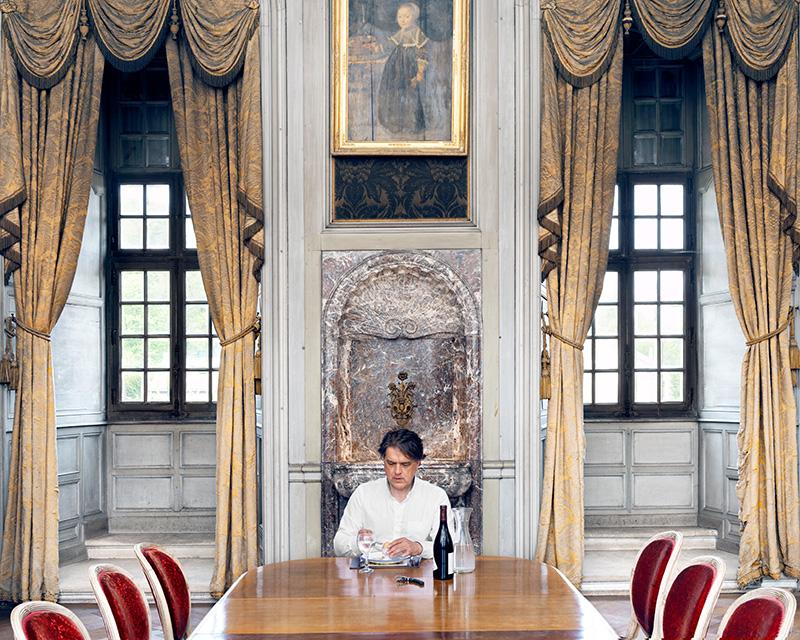 PRÉSIDENTS - Jean de Lambertye, président de la Demeure historique