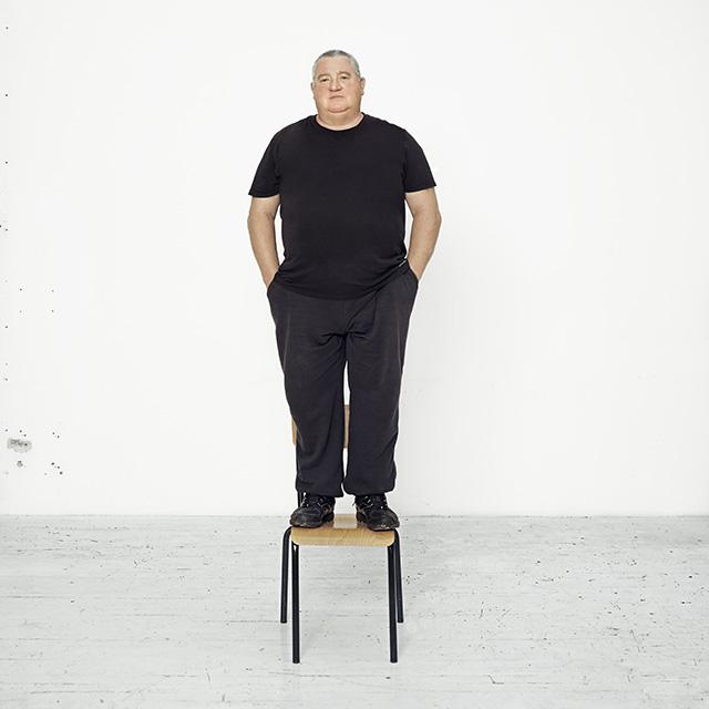 Claude Lévêque, artiste plasticien.