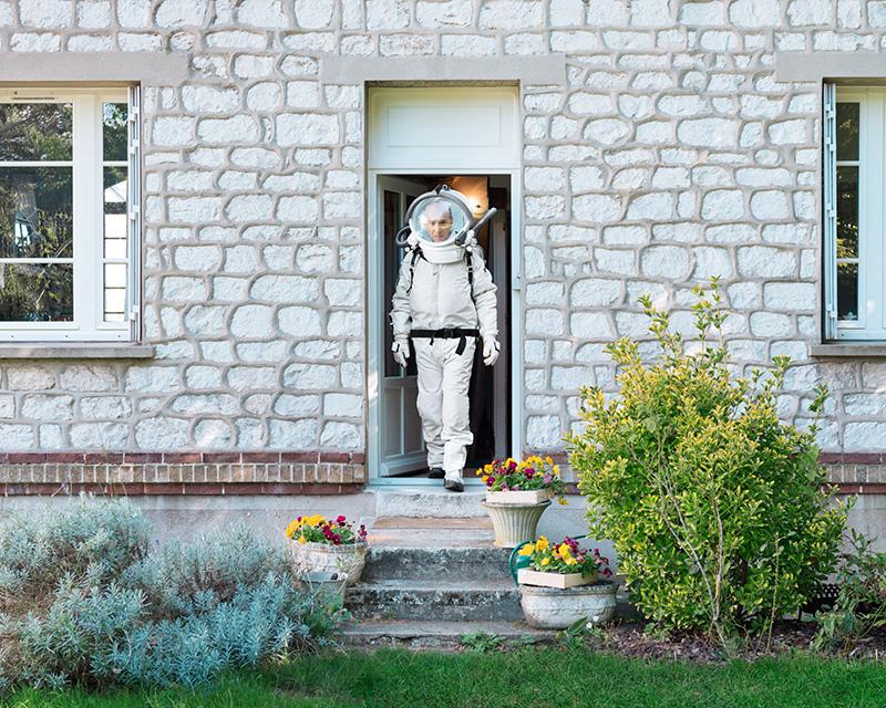 PRÉSIDENTS - Alain Souchier, président de Planète Mars