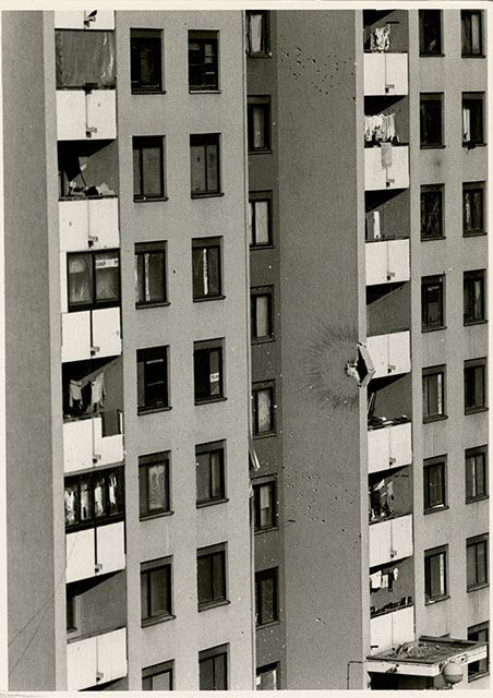 1993 Sarajevo recto