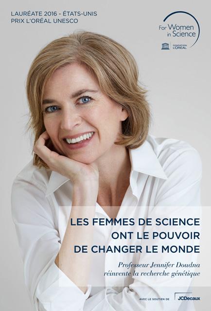 Campagne L'Oréal FWIS 2016