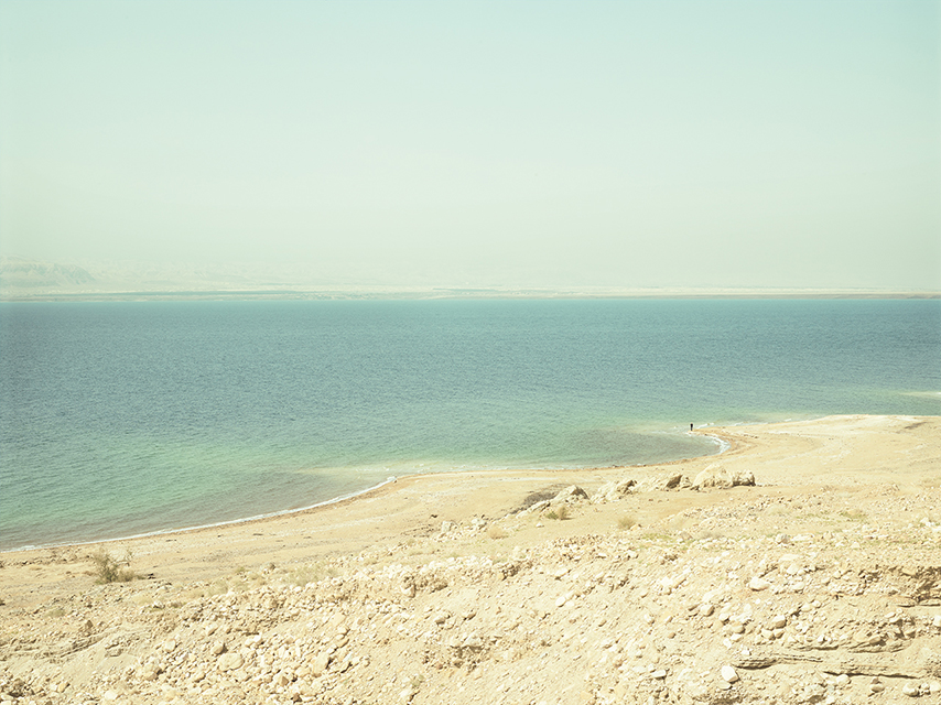 I'M HERE Dead Sea, Jordan border