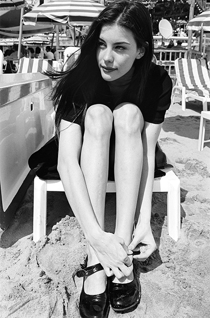 Liv Tyler, actress, Cannes