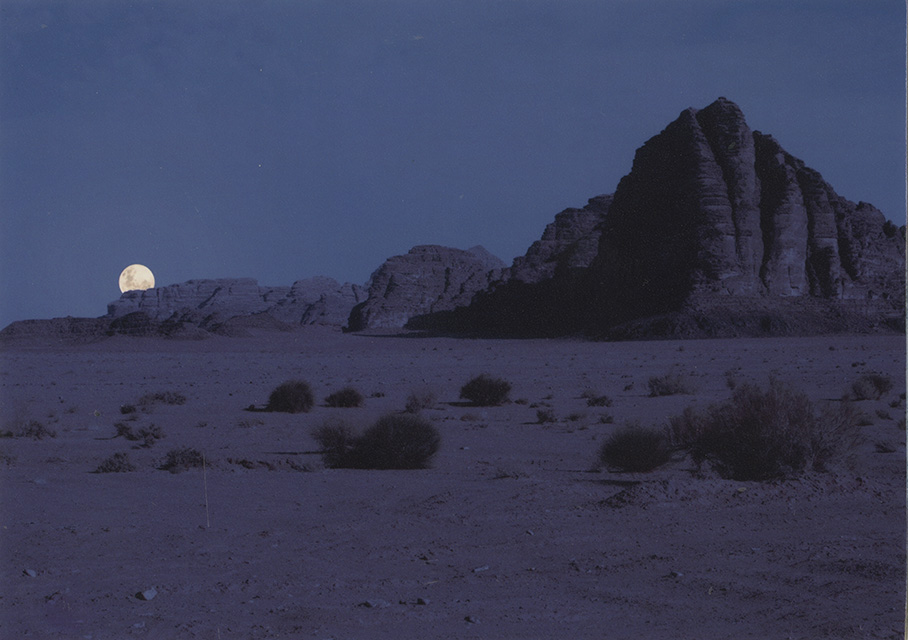 Wadi Rum recto
